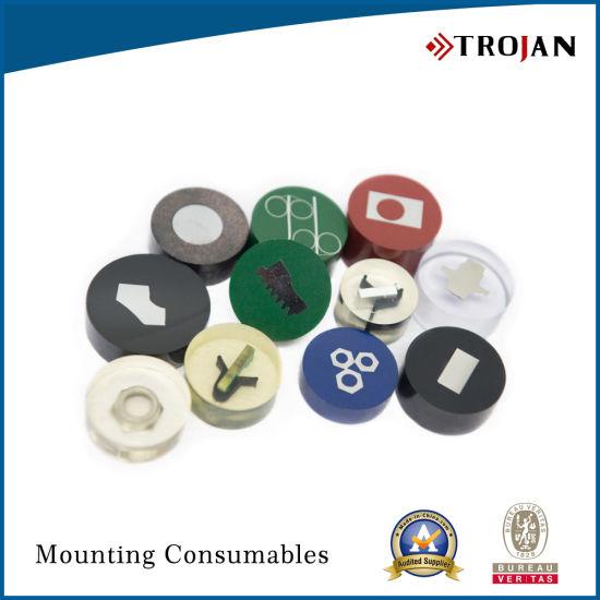 Metallographi⪞ Compression Mounting Resins, Mounting System
