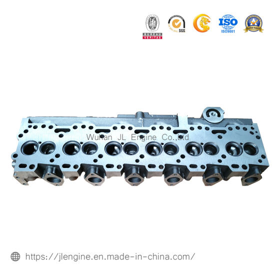 Dcec Dongfeng Cummins 6CT Cylinder Head Assembly for Diesel Engine Parts 3913381