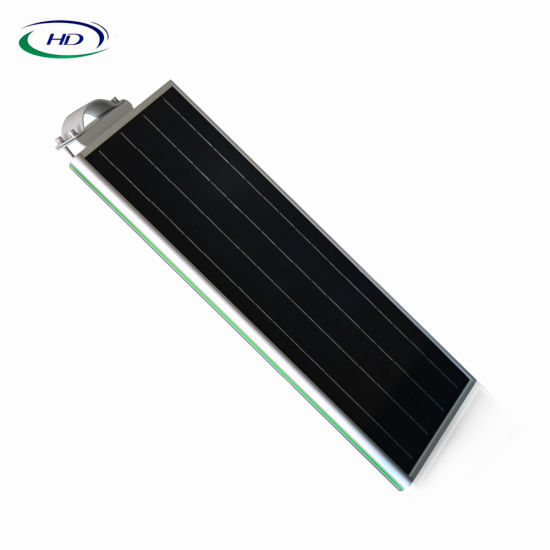20W PIR Sensor Integrated Solar Garden Light pictures & photos