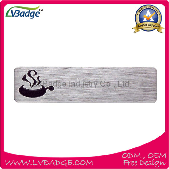 Soft PVC Badge in Custom Made Shape pictures & photos