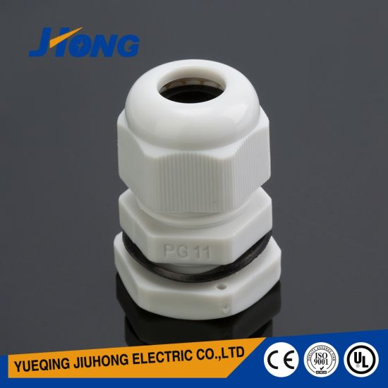 Good Quality Plastic PVC PA Nylon Cable Gland