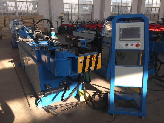 China 3D CNC and Hydraulic Automatic Pipe Tube Bending