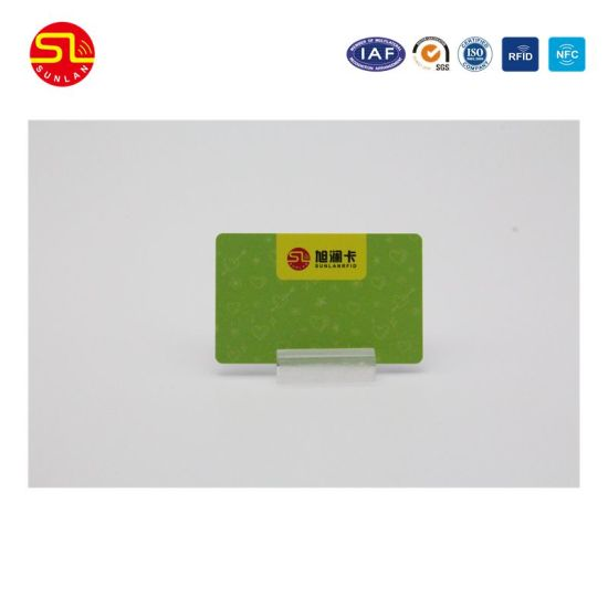 Contactless Lf Em4305 Smart Card with Printing pictures & photos