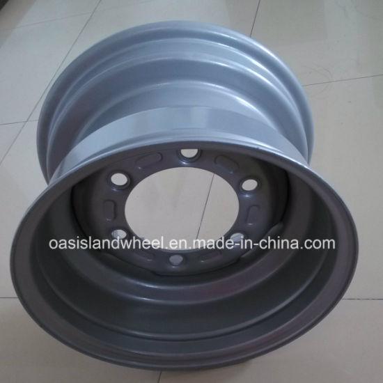 W11cx16.1 (16.1xW11C) Steel Wheel for Farm Implement Tire 14L-16.1