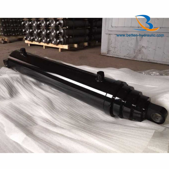 Double Acting Engineering Hydraulic Cylinder for Dump Trailer pictures & photos