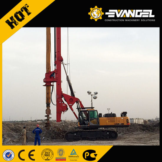 Crawler Rotary Drilling Rig 200kn for Sale Sany Sr200c pictures & photos