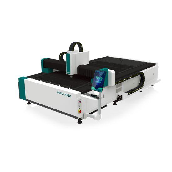OREE Laser factory Promotion 500W 1500W 1500watt 2000W 2kw 3000W Raycus Max CNC Aluminum Stainless Steel Metal Plate Fiber Laser Cutter Machine 1mm 3mm 5mm 6mm