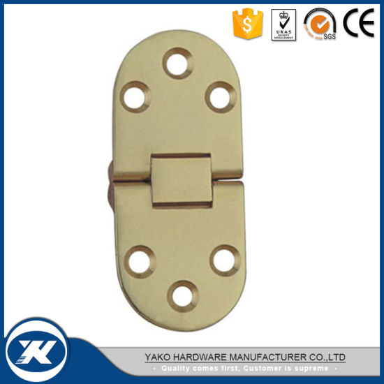 Brass Furniture Hardware Cabinet Hinge Folding Table Hinge