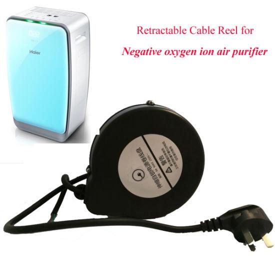 Auto Rewinding Power Cable Reel Cord Retractor