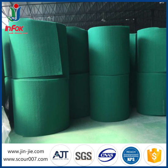4897e6ad73d50 China Wholesale Good Quality Scouring Pad Kitchen Cleaning Pad Roll ...