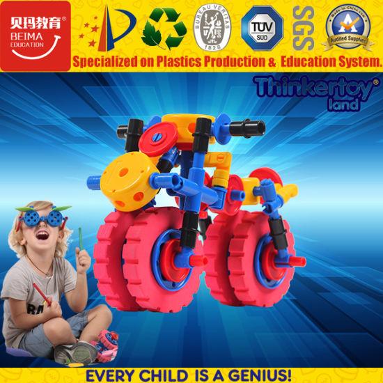 2017 New Colorful EVA Building Blocks Education Toy