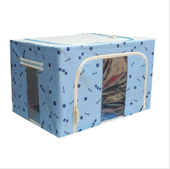 Non-Woven Square Foldable Storage Bag Organizers