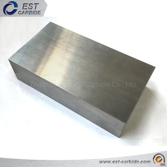 Top Quality Cemented Carbide Plates for Cutting Tools