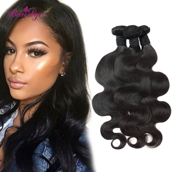 100% Human Hair Weave Bundles Wholesale 100 Natural Remy Human Hair Extensions