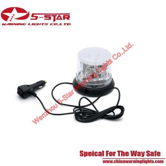 3W Strobe Flashing Police Roof Amber Beacon pictures & photos