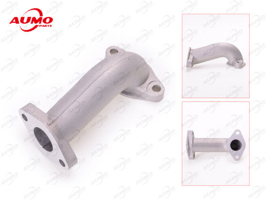Carburetor Manifold Intake Pipe for 110cc Motorcycles Engine Parts pictures & photos