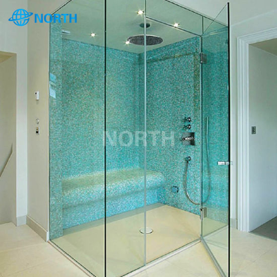 China Good Quality Holes 12mm Toughened Glass Price Glass Panel China Tempered Glas Tempered Showcase Glass