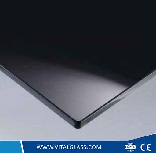Euro Grey Glass/Dark Grey Plain Glass with Ce&ISO9001 pictures & photos