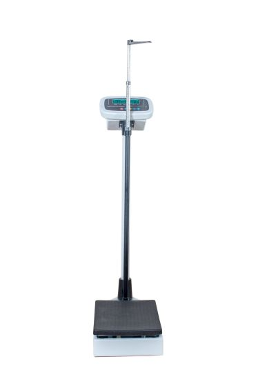 China Cheaper Price Medical Health Electronic Body Scale, Weighing and Height Scale pictures & photos