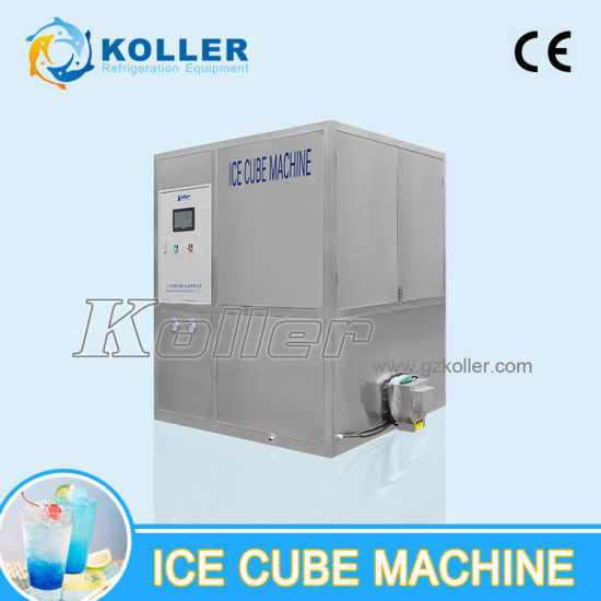 2 Tons Ice Cube Machine for Bars / Hotels pictures & photos