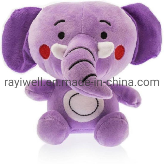 Wholesale Price Factory OEM Customized Plush Toy of Soft Elephant pictures & photos