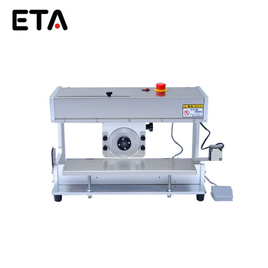 Moving Blade PCB Depaneling Machine From Eta pictures & photos