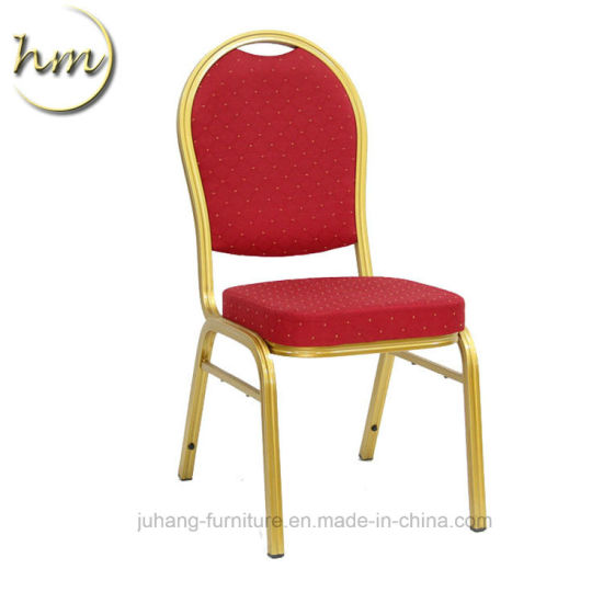 Stacking Aluminum Restaurant Banquet Hotel Wedding Chair