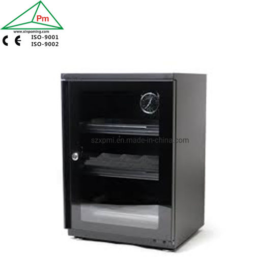 Lens Damp Moisture Proof Dry Cabinet with Ce Certification 72 Litre