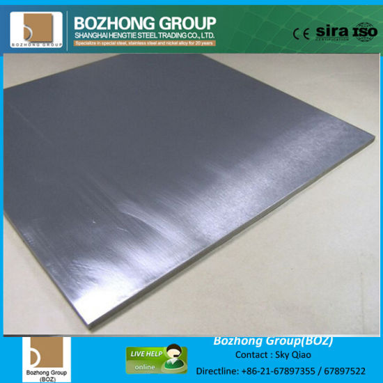 S31703 Super Austenitic Stainless Steel pictures & photos