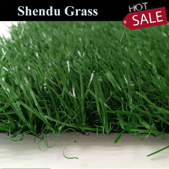 Natural Garden Artificial Turf Four Color Synthetic Landscaping Mats for Wholesale