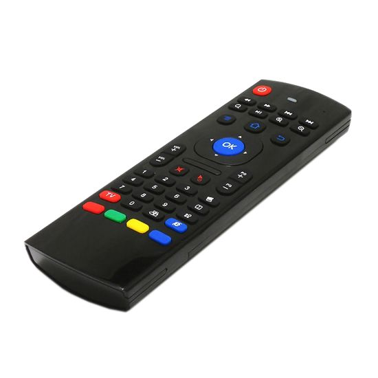 2.4G Universal Air Mouse Remote Controller Wireless Mini Keyboard Mx3