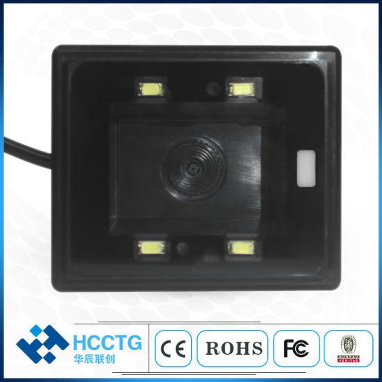 China USB POS Refrigerator Qr Code Camera Laser 2D Barcode