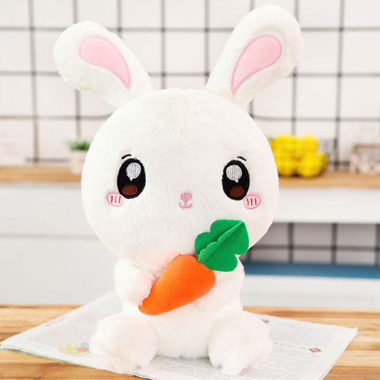 Cute Soft Bunny Toy Animal Plush Big Eye Rabbit Toy