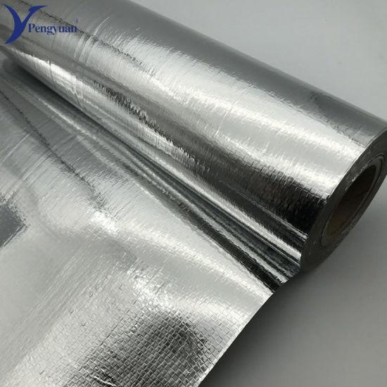 Woven Fabric Aluminum Foil for Outdoor Sun Shade