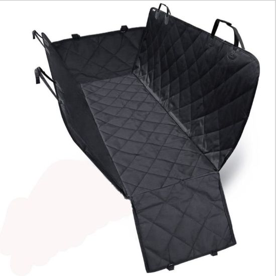 Stupendous Pet Dog Cat Car Rear Black Waterproof Seat Cover With Claw Machost Co Dining Chair Design Ideas Machostcouk