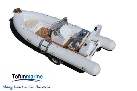 5.0m/16.4feet PVC/Hypalon Rib Boat/Power Boat/Motor Boat/Speed Boat/Fishing Boat