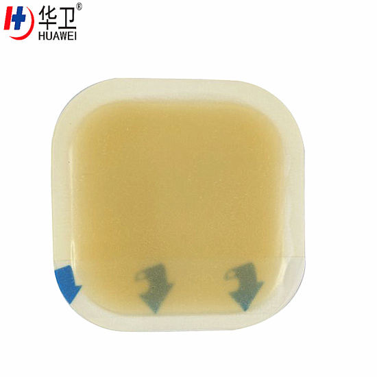 Super Absorbent Self-Adhesive Hydrocolloid Wound Care Dressing for Burn