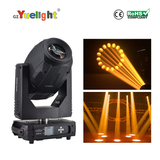 DJ Light 2019 LED 350W 3in1 Beam Spot Wash Disco LED Moving Head Stage Light