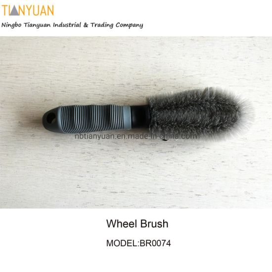 Plastic Car Wheel Cleaning Brush