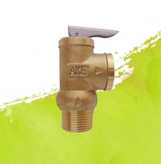 Ake Ya-20 Safety Valve Pressure Reducing Relief Valve 1-10bar Available