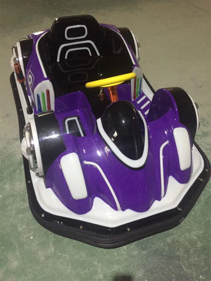 Outdoor and Indoor Playground Bumper Battery Car