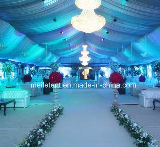 Outdoor Lining Decoration Tent Wedding Marquee Tents for Sale