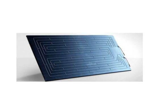 Solar Roll Bond Evaporator for Heating Refrigeration Air Conditioner Ventilation