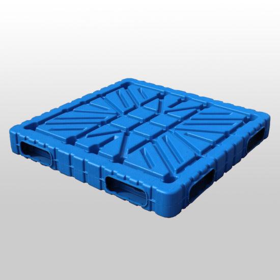 1400*1200*150 HDPE Heavy Duty Cheap Large Blow Molding Plastic Pallet Racking