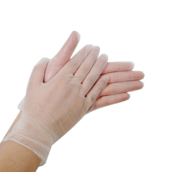 Disposable PVC Gloves Acid and Alkali Resistant Gloves Rubber Gloves