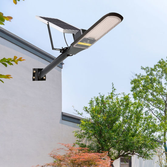 Solar Powered Low Price Smart Rechargeable Adjustable Intelligent Outdoor Decoration Street Lighting