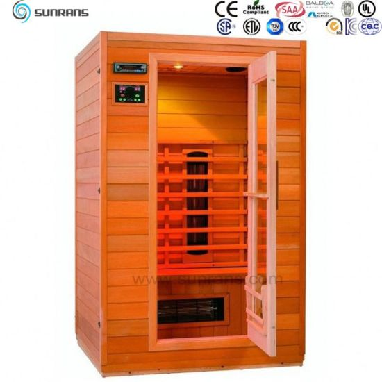 Healthy Far Infrared Mini Sauna Cabin for 1 Person (SR102)