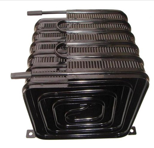 Refrigeration Freezer Spiral Plate Tube Jell Roll Condenser Coil