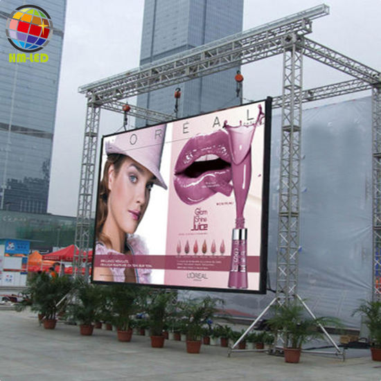 LED Factory High Quality P4.81 Outdoor LED Display Screen
