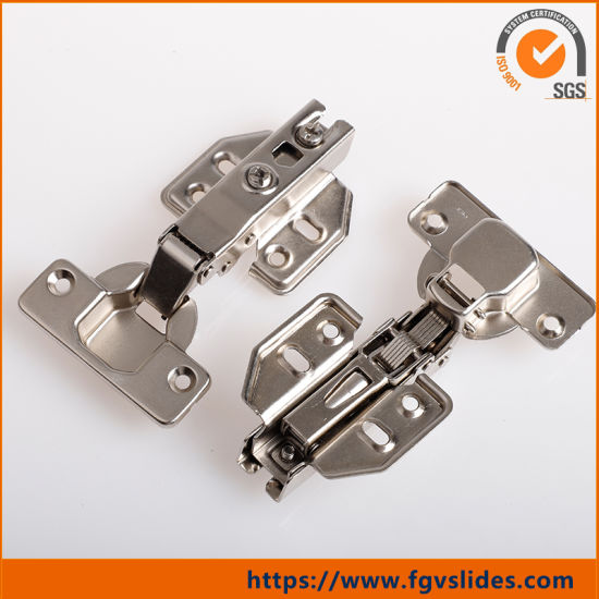 Good Quality Clip On Soft Close Cabinet Gl Door Hinge Pictures Photos